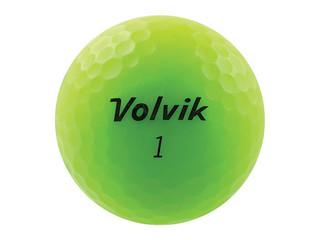 「Volvik VIVID」スピードゴルフロゴ入りボール、出場者全員にプレゼント!