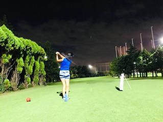 初のナイタースピードゴルフ開催!