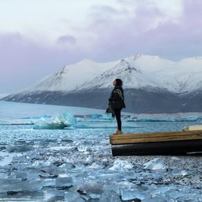 Inverno na Islândia - prós e contras