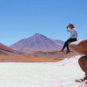 Deserto do Atacama - Lagunas Altiplânicas & Piedras Rojas