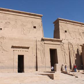 Cruzeiro pelo Nilo & Egito parte histórica