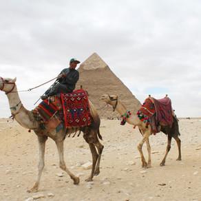 Manual prático para viajantes ao Egito