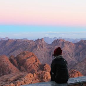 Subindo o Monte Sinai