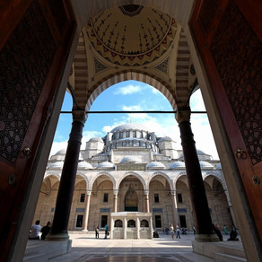 Roteiro - Duas semanas de ônibus pela Turquia