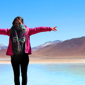 Três dias pelo maior deserto de sal do mundo - Salar de Uyuni