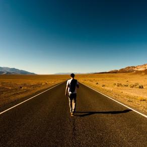 A importância de viajar sozinho