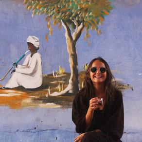 Mulher sozinha pelo Egito?