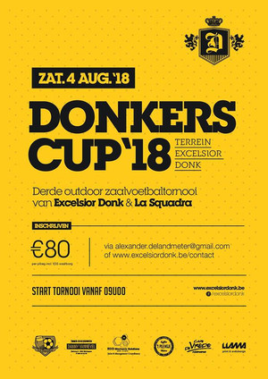 Donkers Cup 2018