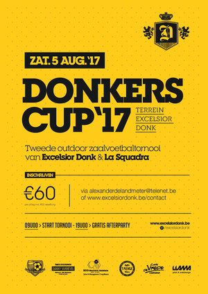 DONKERS CUP 2017