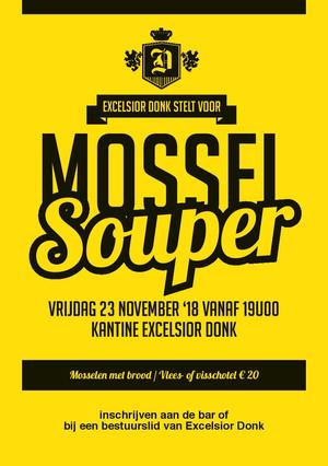 Mosselsouper