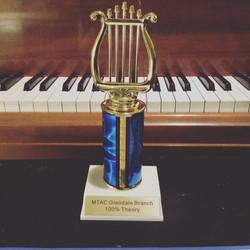 Music Theory Award