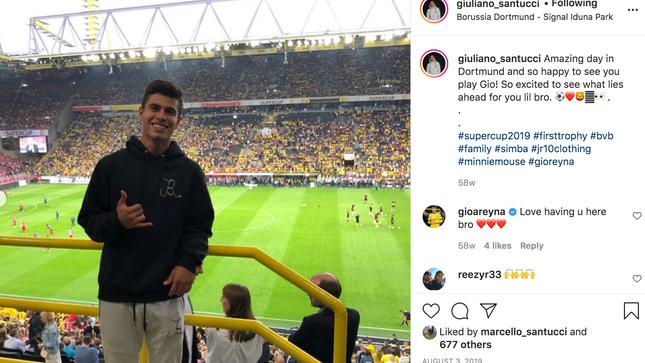 Borussia Dortmund vs Bayer Munich (German Supercup Final)