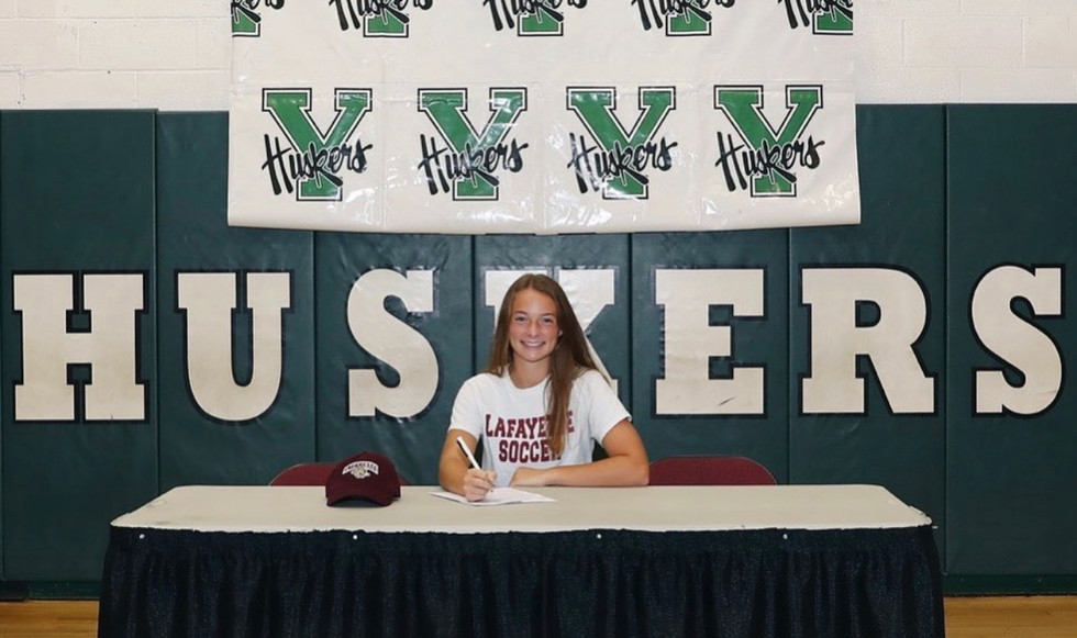 Chayce Buono Commits to Play Division 1 Soccer