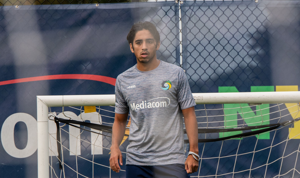 Coach John Dennis Signs with the NY Cosmos!