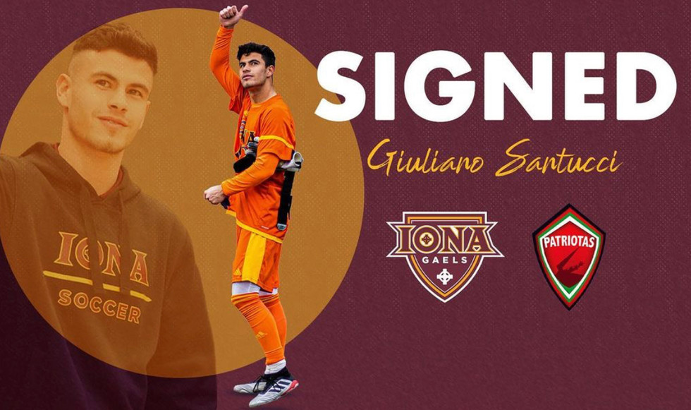 From Iona Men's Soccer to First Division Colombian Soccer!