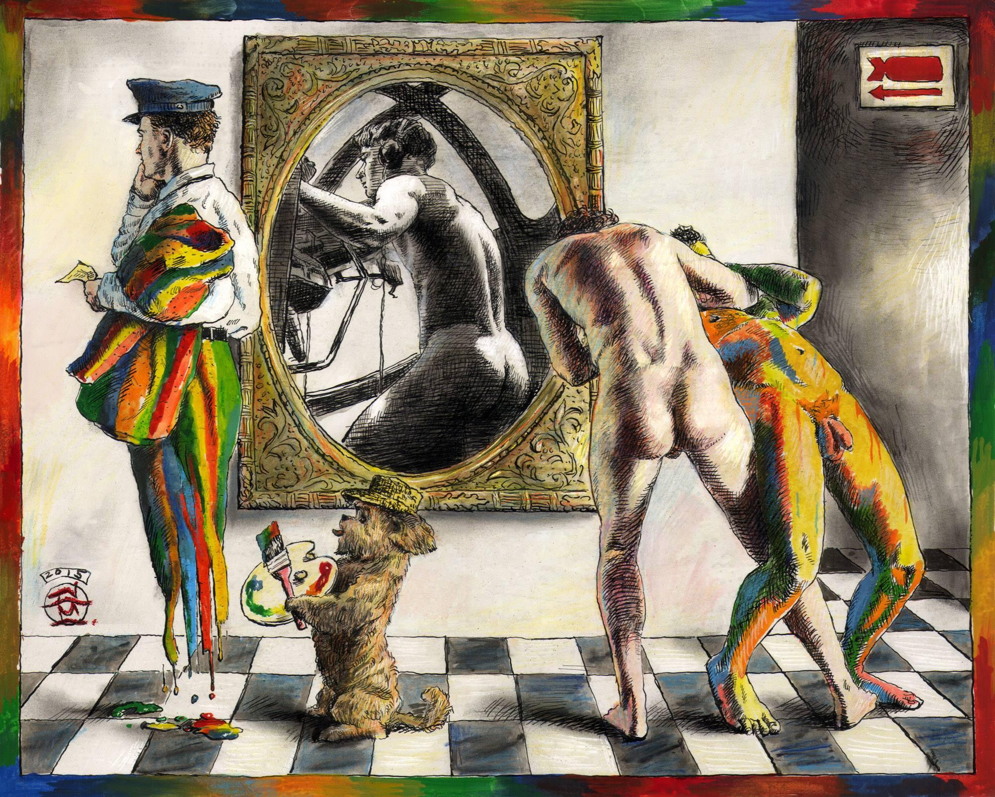 "Art Wars (Photography Exhibition)"""