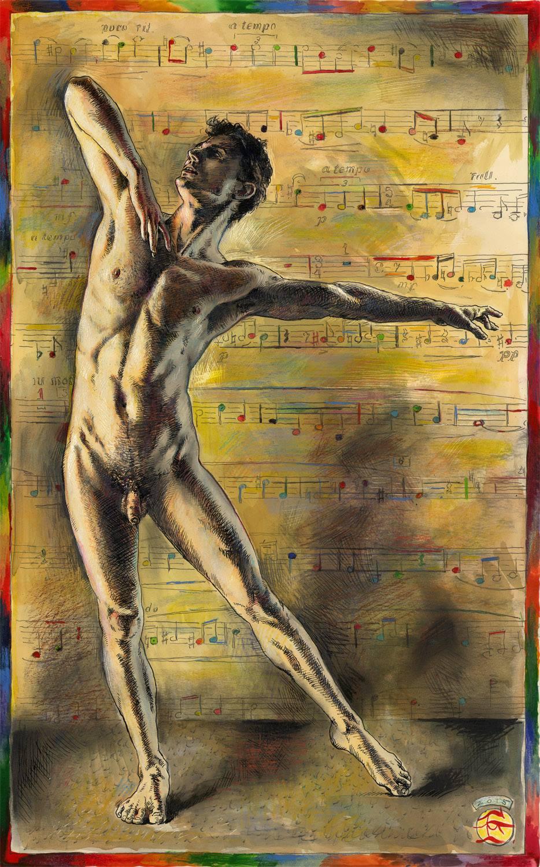 """""""A Dancer for Samuel Barber"""""""