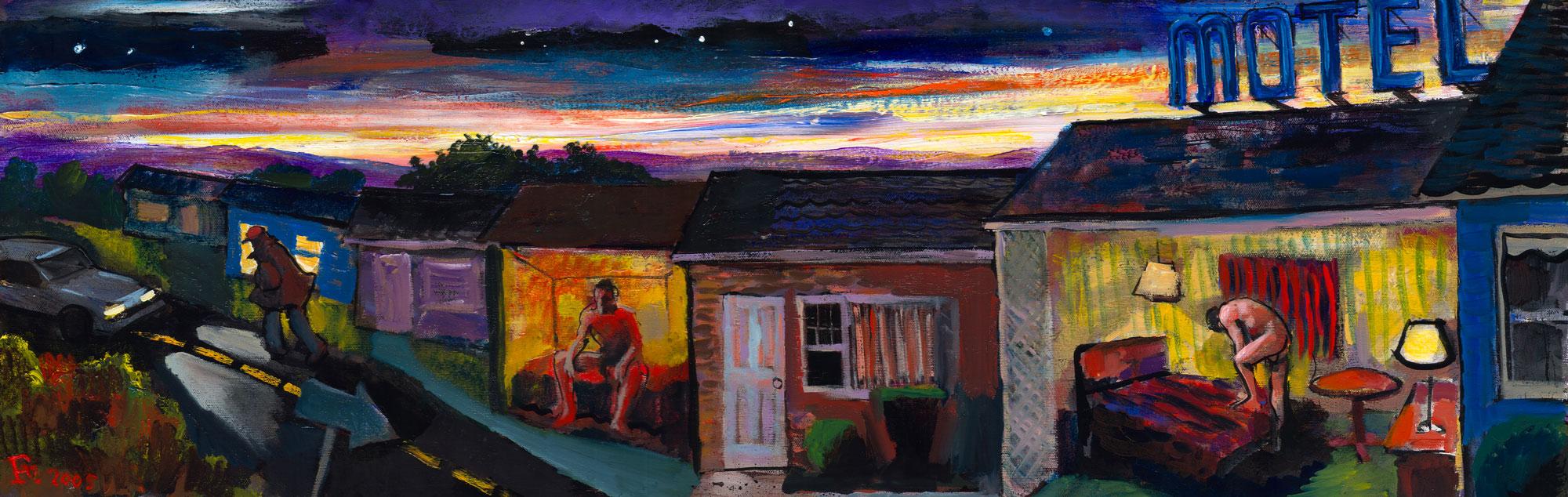 """Night Winds"""