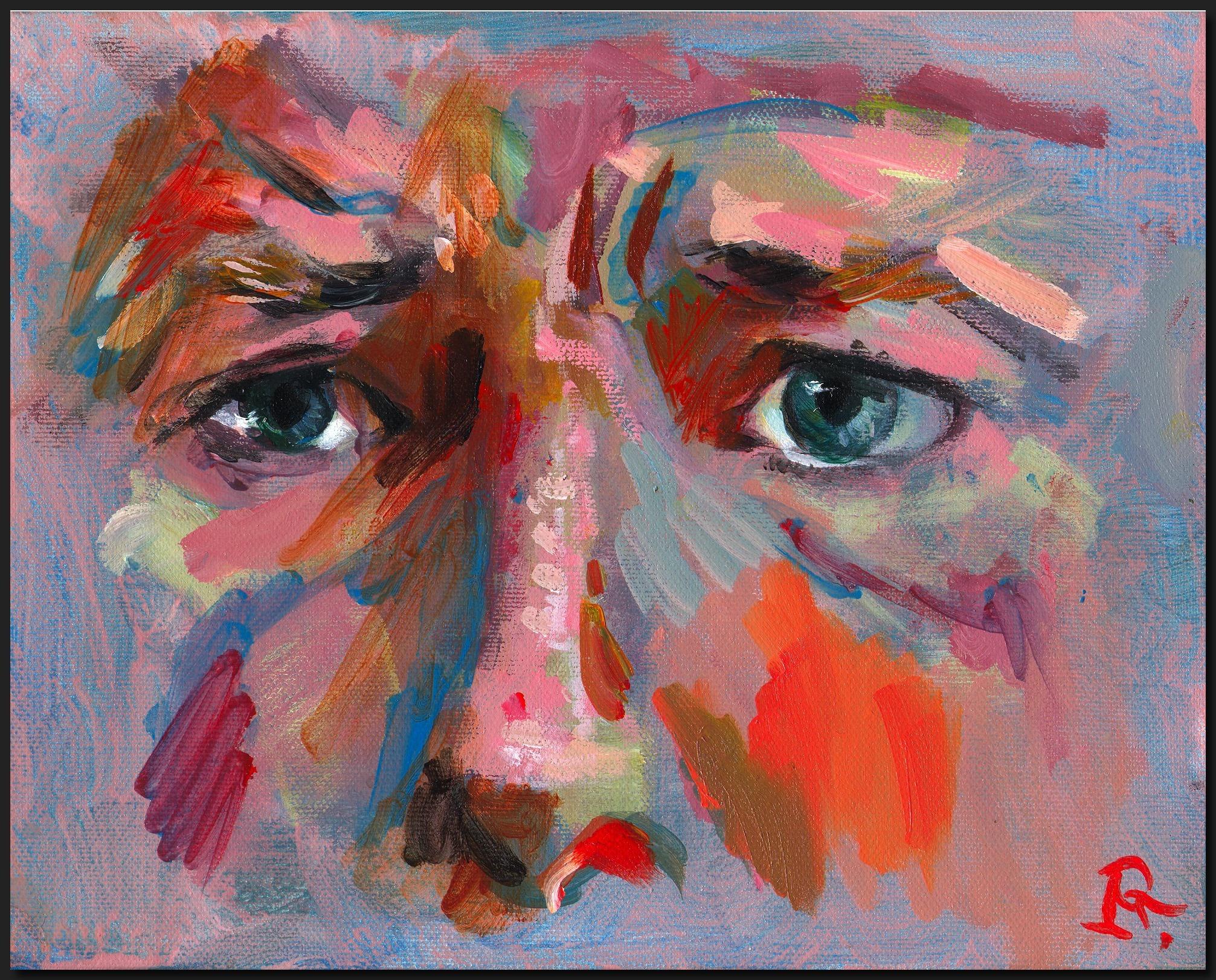 """The Artist's Eyes"""