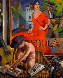 """""""The Dreamer (Feria de Sevilla)"""""""