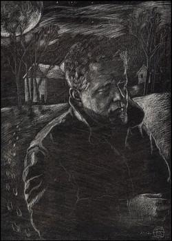 """""""Self-Portrait in Winter"""""""