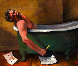 """The Artist's Bath"""