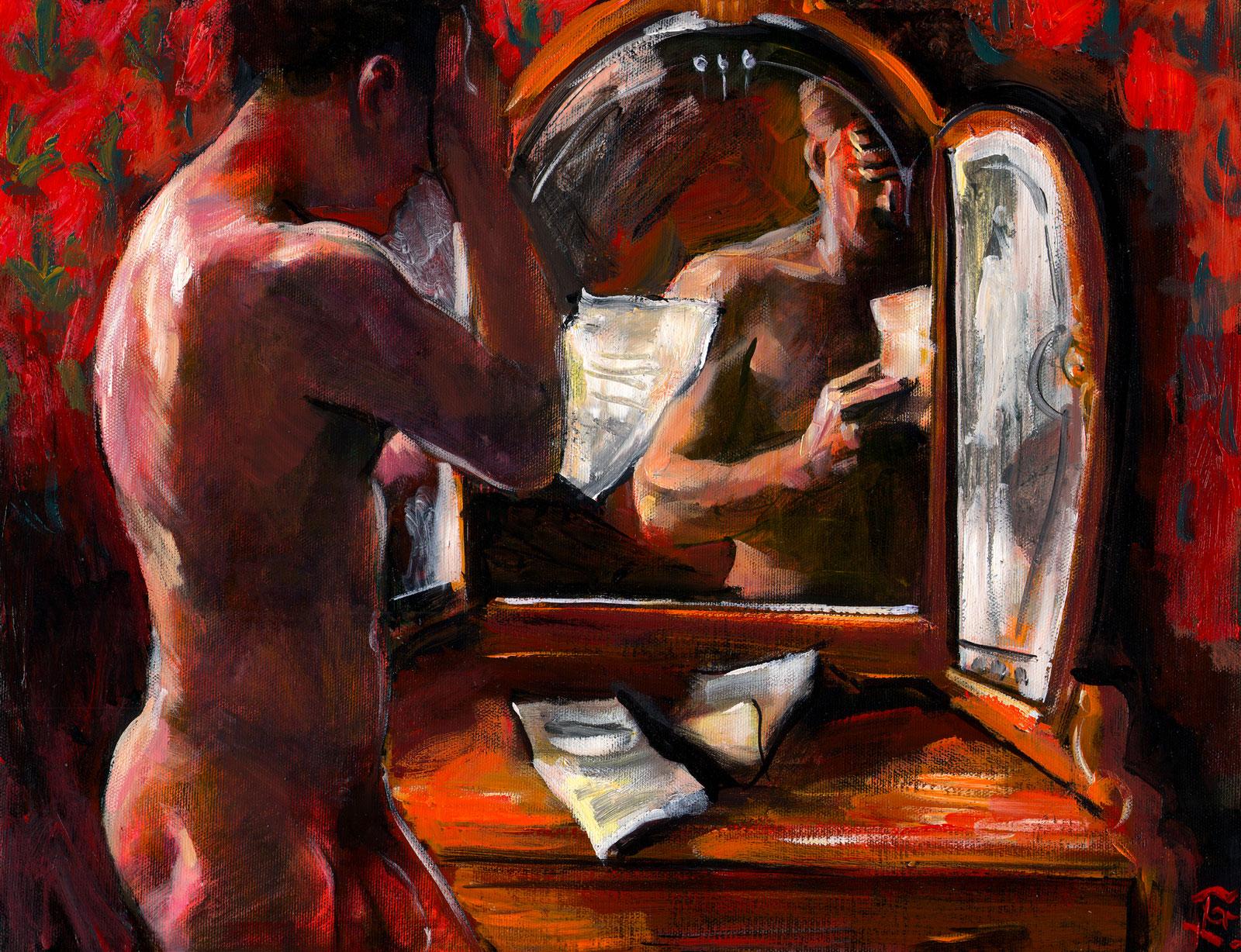 """""""The Deco Mirror"""""""
