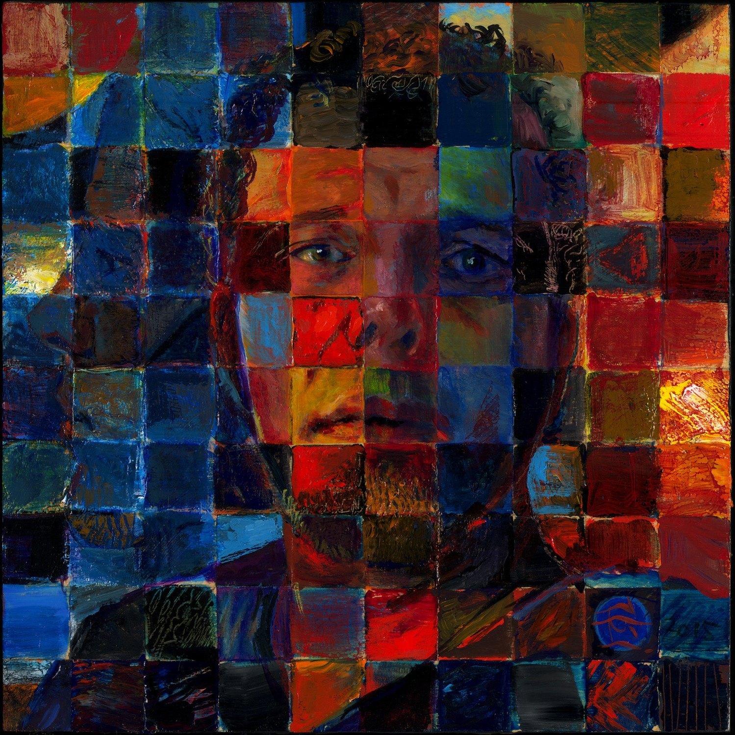 """Night Window (for Paul Klee)"""