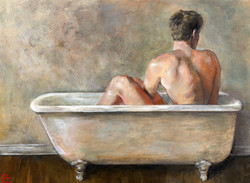 """""""The Gray Bather"""""""