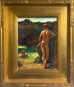 Study after William Scott Tuke