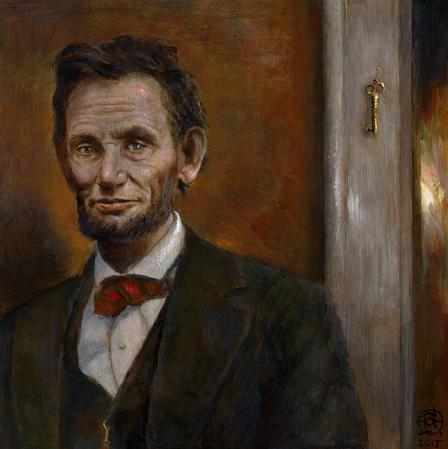 """The Key"" (Abraham Lincoln)"