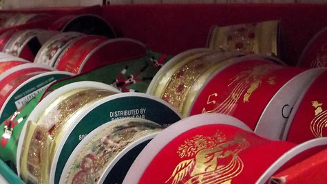 Christmas Ribbon 1