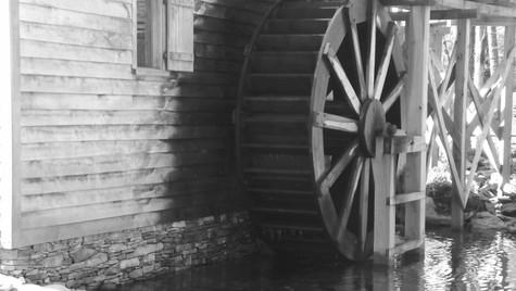 water wheel 1