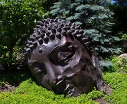 Enlightment Buddha, Japanese Gardens, Me