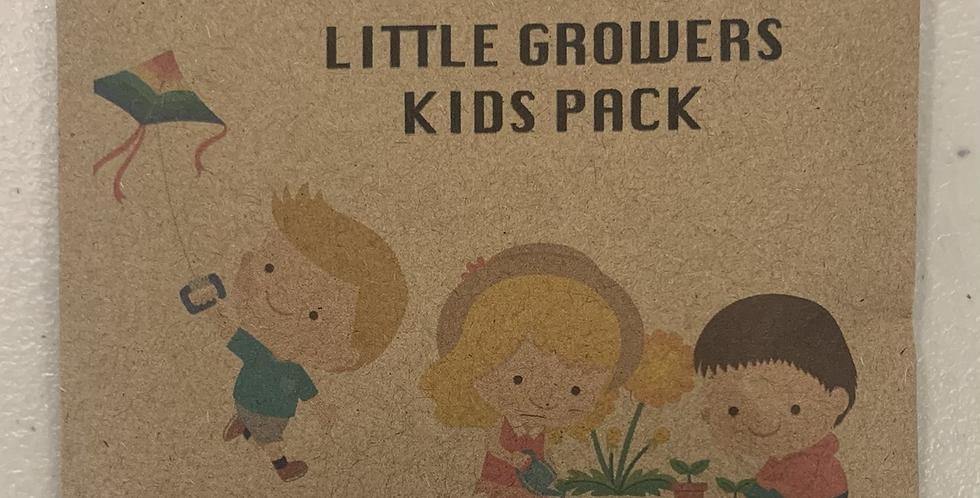 Little Growers Kids Pack               5 Packs