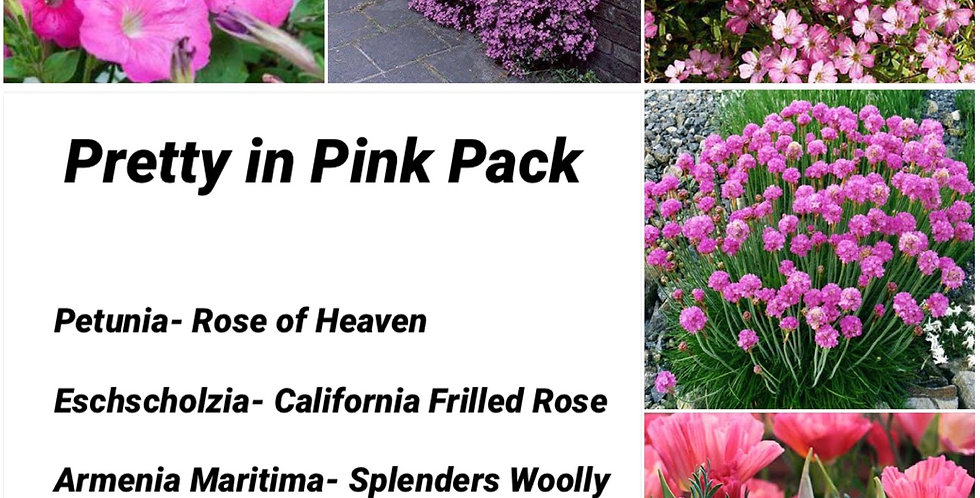 Pretty in Pink Pack