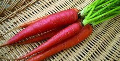 Carrot- Atomic Red                          100 Seeds