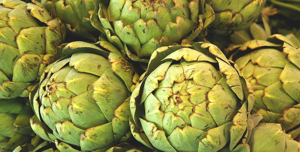 Artichoke- Green Globe                     10 Seeds