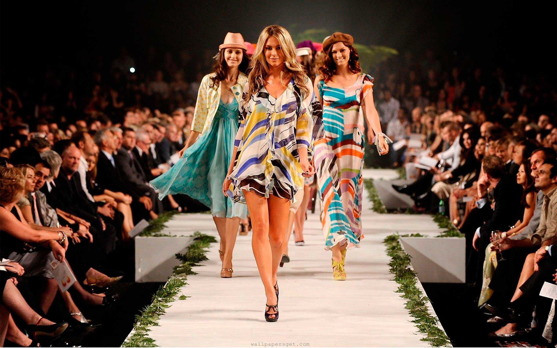 Fashion показы