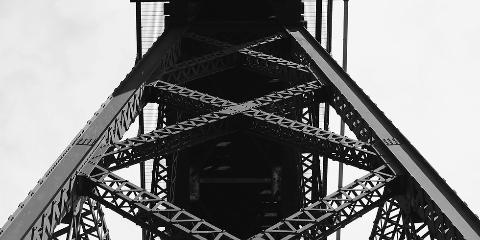 Delaware River Series: Across the Ben Franklin Bridge