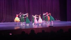 Новогодний концерт Студии классического танца «Балеринки»