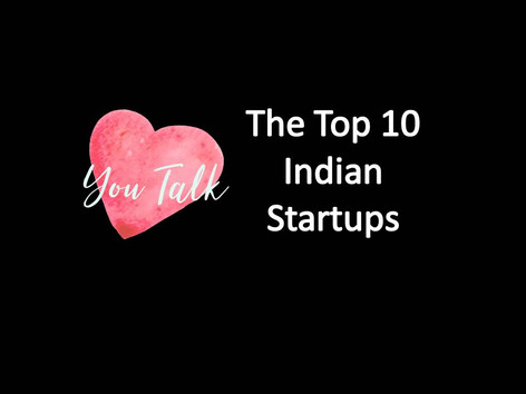The Top 10 Indian Startups