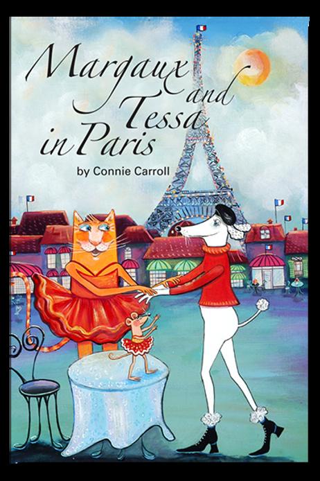 MARGAUX AND TESSA IN PARIS