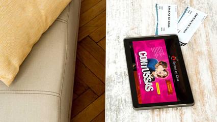 """Con """"ConTuSSas"""" abre sus puertas digitales escenaencasa.com"""