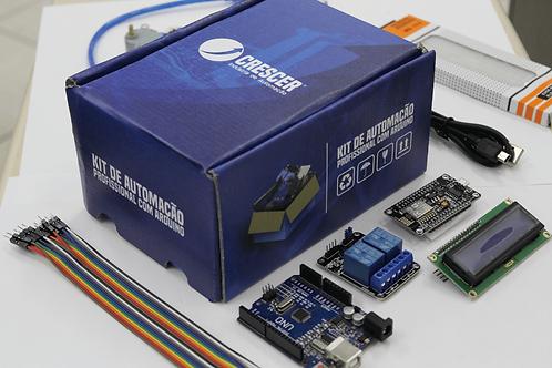 Kit de Automação Profissional com Arduino