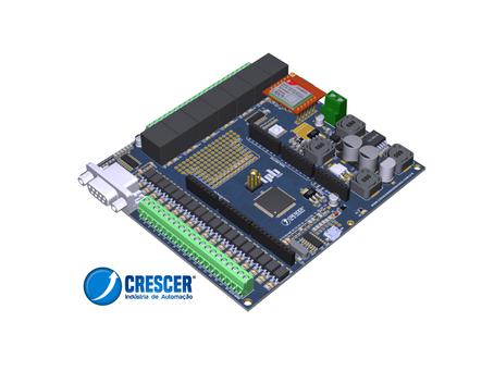 Arduino Mega Profissional: Apresentando Crescer Professional Board Mega