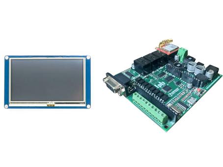 IHM Nextion com Arduino Profissional