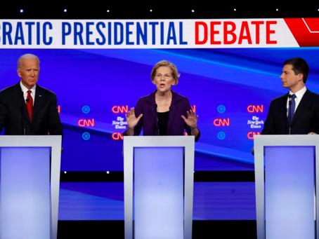 Another Presidential Debate - Another Recap for NolanHCS!