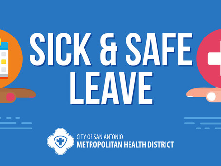 The Sick & Safe Leave Act starts on December 1 - Is your office prepared?