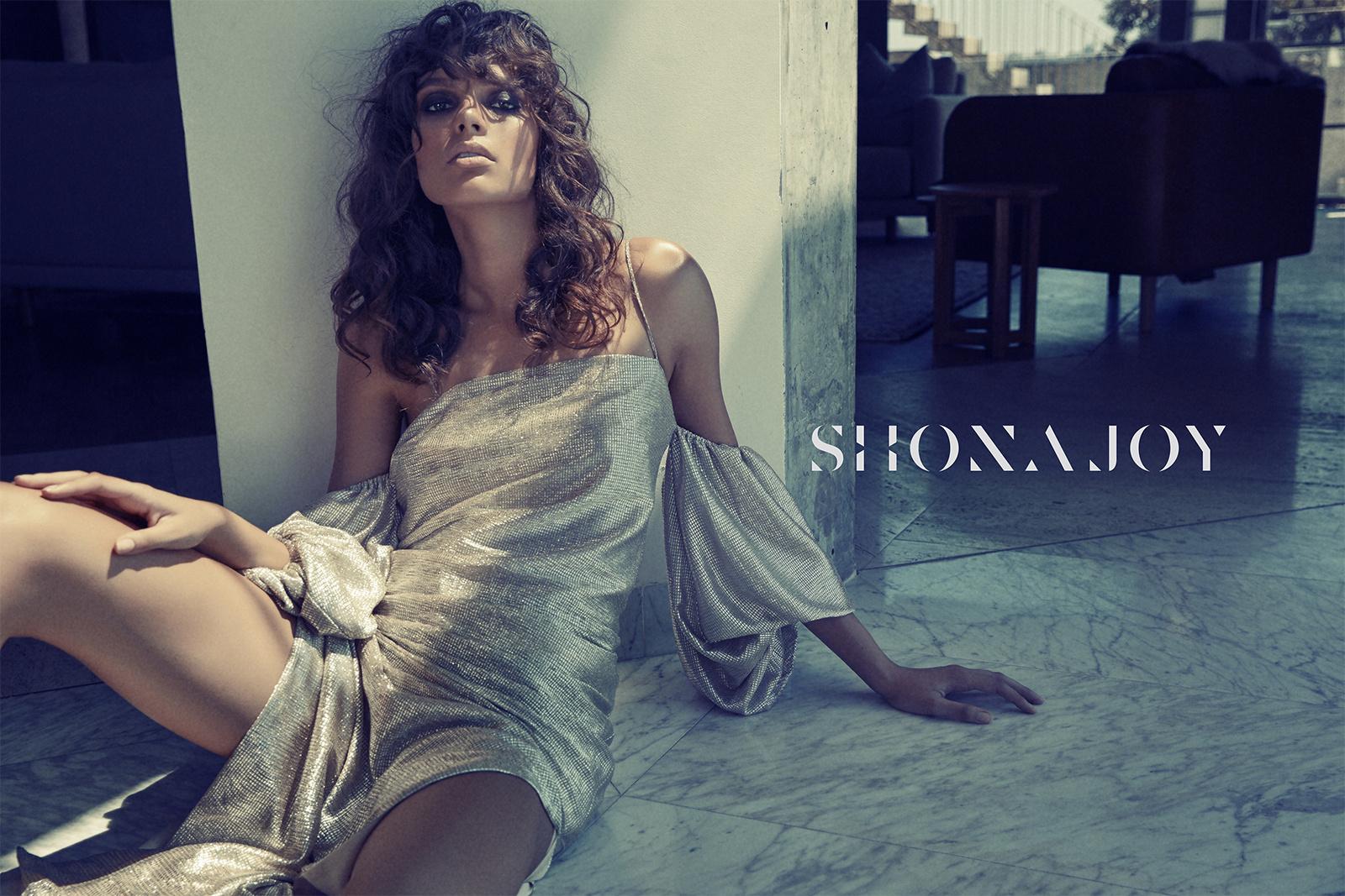 SHONA JOY CAMPAIGN